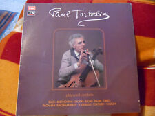 PAUL TORTELIER PLAYS AND CONDUCTS... EMI SEOM 19, STEREO 1975 LP