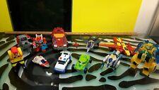 Transformers & More Hasbro Takara Tomy Mattel Lot of 12 Mixed Toys 1985 - 2011