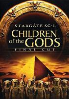 Stargate SG-1: Children of the Gods - Final Cut DVD NEW