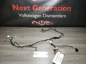 Audi A4 S4 RS4 B6 B7 Right Front RF FR Passenger Door Panel Wiring Harness