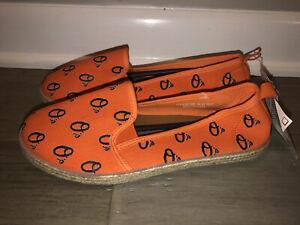 Zapatillas de b/éisbol de lona para hombre Baltimore