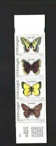 Sweden sc#2023a (1993) Complete Booklet MNH