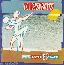 DIRE STRAITS Extended Dance Play EP  - Twisting By The Pool   SirH70