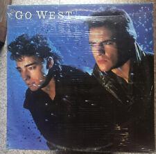 Go West – Go West 1985 LP 33 Giri Vinile Nuovo Prima Stampa