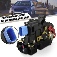 Front Right Door Driver Lock Controll Mechanism For VW Golf Mk5 03-09 3D2837016