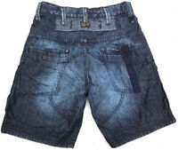 G-Star Raw Shorts 'RAFF NAVIGATOR ELWOOD 1/2' Dark Aged 28 EUC RRP$189 Mens/Boys