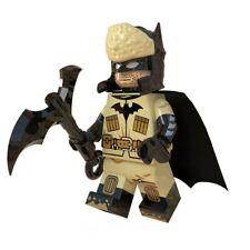 Comic Book Superheroes Custom Mini Figures - Red Son Batman
