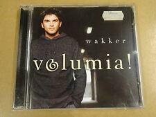 CD / VOLUMIA! - WAKKER