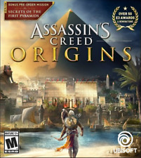 Assassin's Creed Origins - Gold Edition [ACTIVATED NOW/STEAM/NO KEY/REGION FREE]