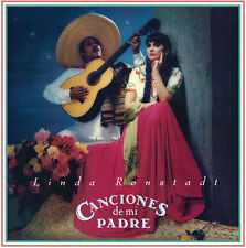 LINDA RONSTADT Canciones De Mi Padre CD BRAND NEW