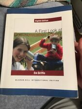 A First Look at Communication Theory Eighth Edition
