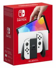 Nintendo Switch OLED Model HEG-001 Handheld Console - 64GB - White