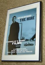 BMWFILMS.COM PRESENTS THE HIRE A SERIES OF 8 SHORT FILMS, NEW & SEALED, RARE