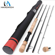 Maxcatch Two-handed Switch & Spey Fly Fishing Rods Fast Action IM10 Carbon Blank