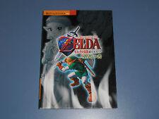 Guide Zelda Ocarina Of Time Nintendo 64 Japan Guia Japonesa n64