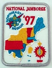 National Jamboree 1997 Code of Conduct Form  BSA