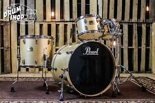 Pearl SSC Session Studio Classic 4-Piece Drum Set, Platinum Mist