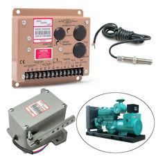 Esd5500e Speed Governor Controllermsp6729 Speed Sensor 12v24v Actuator From Us