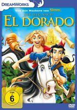 DER WEG NACH EL DORADO -DON PAUL. ERIC BERGERON   DVD NEW