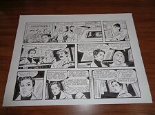 Original Art Apartment 3-G Frank Bolle Sunday Strips (x2) 2004,07 (FB-MISC-055)