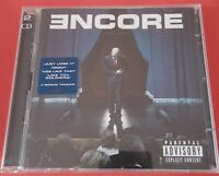 Encore Eminem CD album double Paul Rain Man Evil Deeds Mockingbird bonus 2004