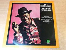 EX/Ex- !! Reuben Wilson/The Cisco Kid/1974 People LP