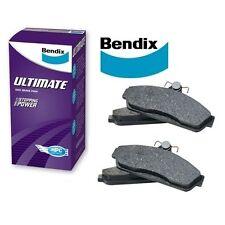 Bendix Ultimate for Commodore VT VX VU VY VZ 9 97-06 Pads Set R Disc Brak