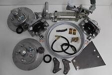 HYDRAULIC DISC COMPLETE TRAILER BRAKE KIT. BOAT/CARAVAN CAR TRAILER