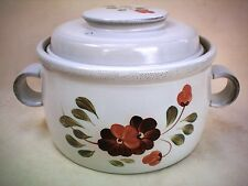 Denby Serenade Large 4 Pint Covered Casserole Dish Excellent Condition