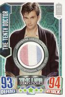 Doctor Who Alien Attax 50th Trading Cards Pick From List Rainbow & Mirror Foils