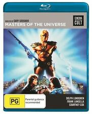 Masters Of The Universe (Blu-Ray) Region B - Australian