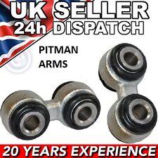 2 x REAR PITMAN ARM BUSHES For BMW E23 E24 E28 E34 E32