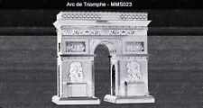 Metal Earth Arc De Triomphe 3D Laser Cut Model Fascinations 010237