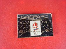 pins pin jo albertville 1992 gaspard version noire