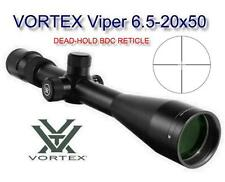 Vortex Viper 6.5-20x50 PA Scope Matte Dead Hold BDC 30mm Tube VPR-M-06BDC