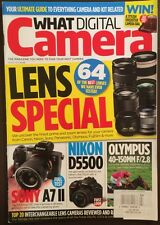 What Digital Camera Lens Special Sony Nikon Olympus March 2015 FREE SHIPPING!