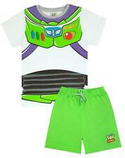 Disney Pixar Toy Story Buzz lightyear Costume Boy's Short Pyjamas
