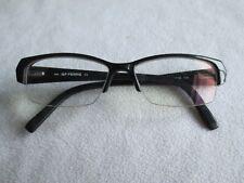 GF Ferre black glasses frames. 0501.