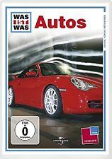 WAS IST WAS DVD-AUTOS   DVD NEU