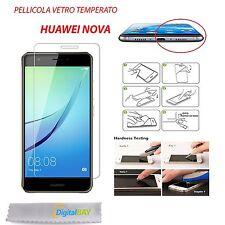 Pellicola Protettiva Display Film Glass Vetro Temperato Per Huawei Nova