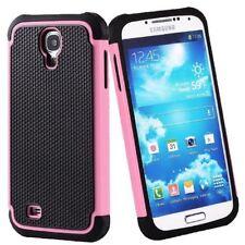 Housses et coques anti-chocs rose en plastique rigide pour téléphone mobile et assistant personnel (PDA) Samsung