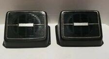 Set of 2 Mustang Stereo Car Speakers Model KB-2 *New*