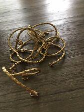 ZUMBA Wrap Bracelet - Gold