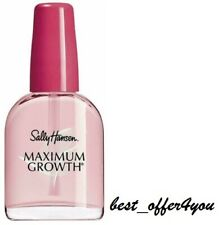 SALLY HANSEN MAXIMUM GROWTH / GROWTH TREATMENT / PROTECTION FOR SHORT NAILS