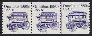 #1897 1c Omnibus, PNC-3 1, Mint **ANY 5=FREE SHIPPING**