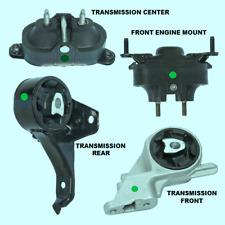 FOR: 2004-2010 CHEVROLET MALIBU 3.5L, V6 - SET OF 4 ENGINE & TRANSMISSION MOUNTS