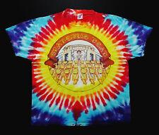 Grateful Dead Shirt T Shirt Vintage 1994 Chicago Bears Soldier Field Tie Dye XL