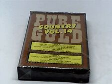 Pure Gold Country Vol 14 - Cassette - SEALED