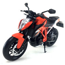 KTM 1290 SUPER DUKE R Welly 1:10 Scale Die-Cast Collection Toy Motorcycle Model