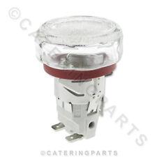 a Vapore Combinato combinazione forno lampada interna temperature alte tute